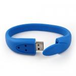 Opaski silikonowe z USB